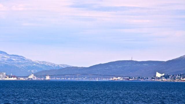 In Tromsö (Norwegen) scheint heute, mindestens theoretisch, während 24 Stunden die Sonne.