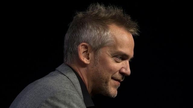 Profilansicht des frankokanadischen Regisseurs Jean-Marc Vallée