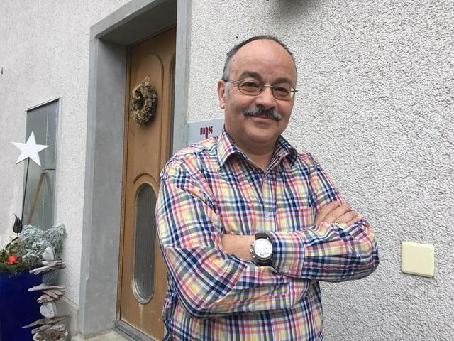 Kümmert sich um die Fischenthaler Finanzen: SVP-Gemeinderat Herbert Müller.