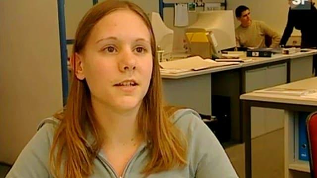 Video «Berufsbild: Konstrukteurin EFZ» abspielen