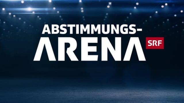 Logo der Sendung Abstimmungs-«Arena»