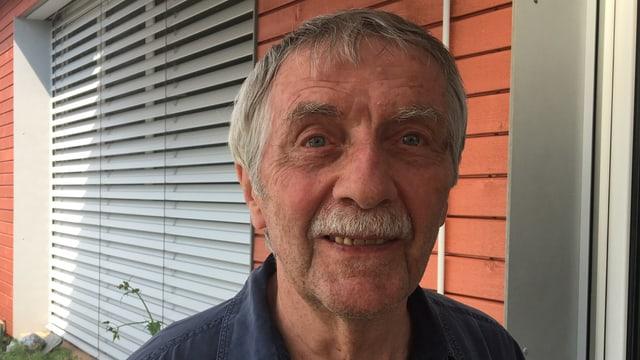 Fred Stettler Jugendarbeiter im Oberaargau 1975-2000