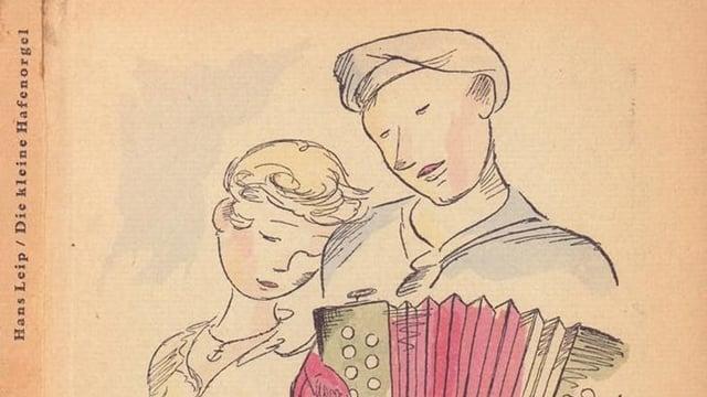 Originaltext «Lili Marleen» aus «Die kleine Hafenorgel» (1915)