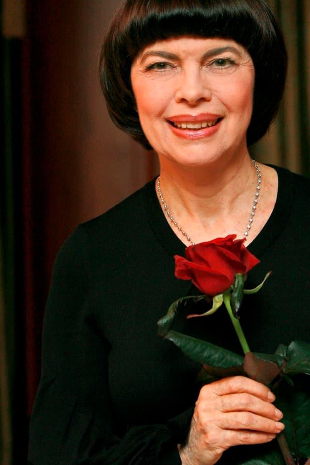 Aktuelles Photo der 70-jährigen Sängerin.