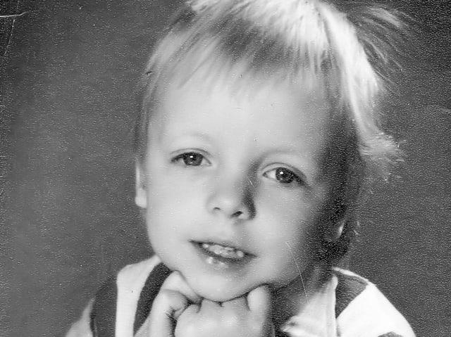Axel Hahn im Jahr 1976