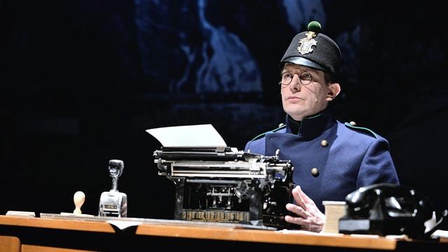 Schauspieler Matthias Albold
