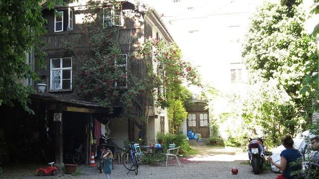 Haus an der Mattenstrasse