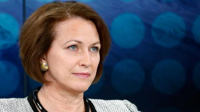 Inga Beale, CEO Lloyds