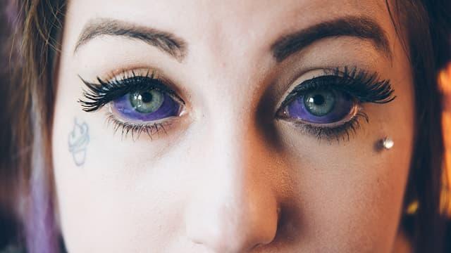 Video «Eyeball-Tattoo: Warum tätowiert man sich die Augen?» abspielen