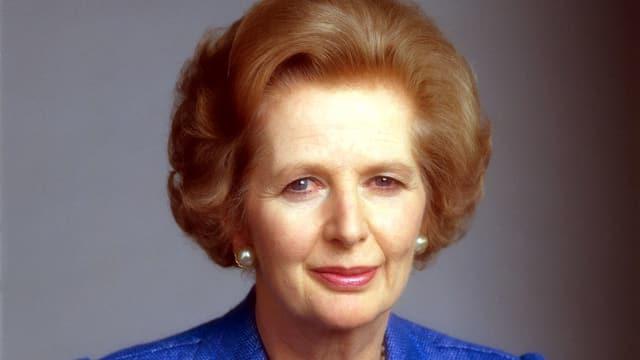 Mit Star Wars hatte Thatcher sonst wohl höchstens Frisur-technisch Gemeinsamkeiten...