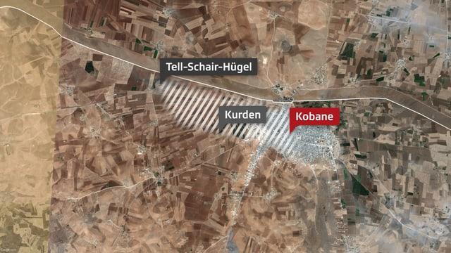 Karte Kobana