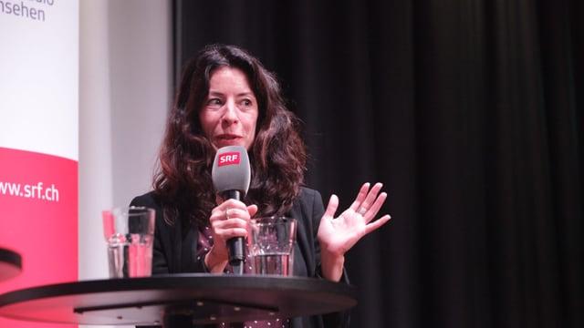 Tanja Soland, Juristin und Grossrätin SP BS