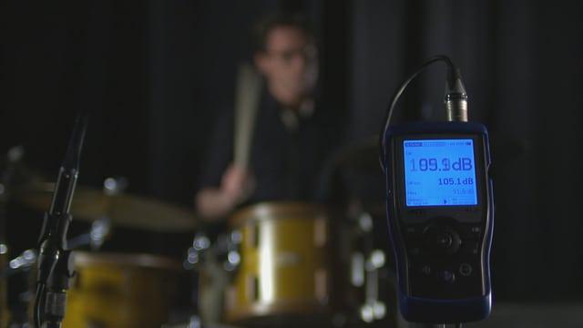 Video ««Beautiful Noise»: Was laut ist, muss kein Lärm sein» abspielen