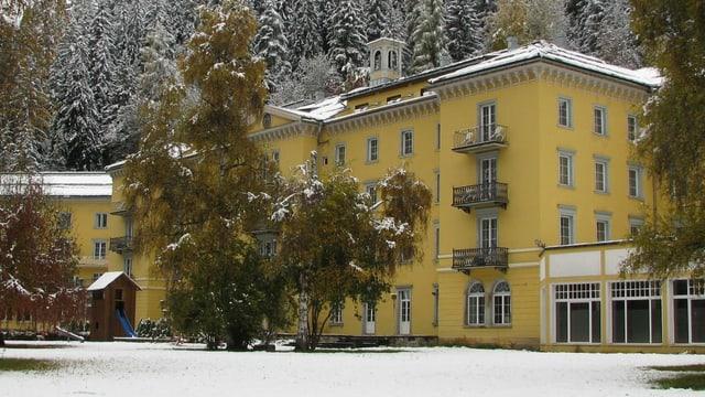 Das Hotel Scoul Palace