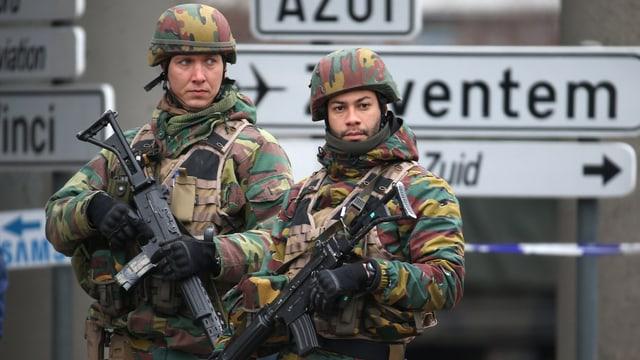 Anschläge von Brüssel