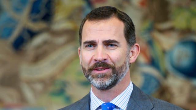 König Felipe VI. von Spanien wird 50.