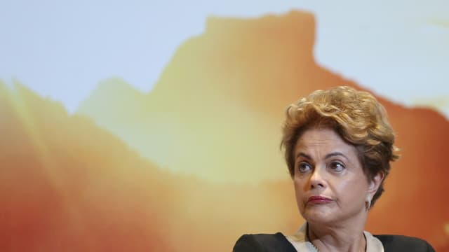 Die brasilianische Präsidentin Dilma Rousseff.