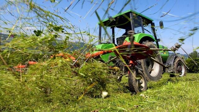 Tractor sin il funs.