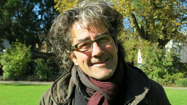 Thomas Leuenberger alias Künstler «Baldrian»