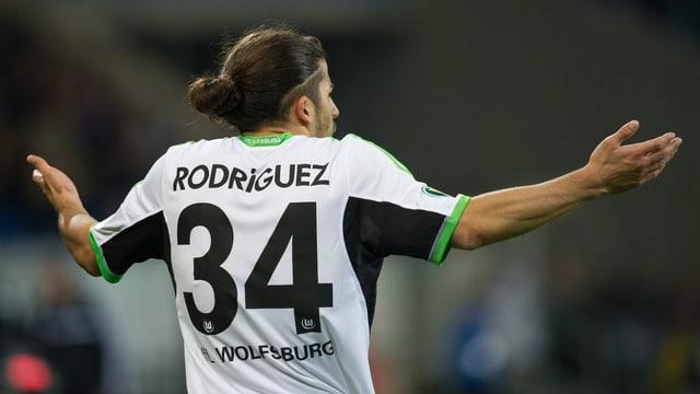 Ricardo Rodriguez musste in Hoffenheim unten durch.