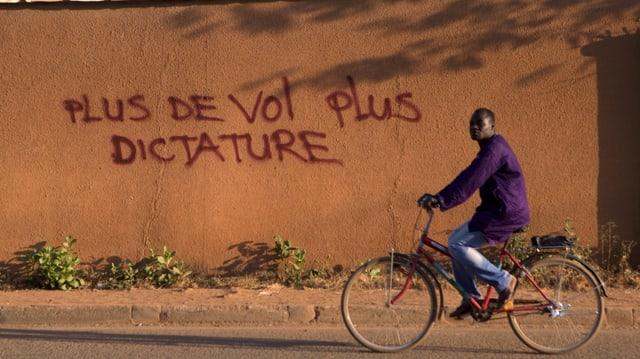 Burkina Faso hofft auf ruhigere Zeiten.
