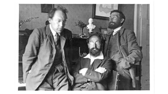 Robert Cantieni, Men Rauch e Jon Guidon