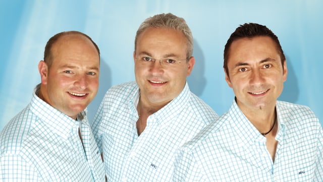 Das Trio von Combox