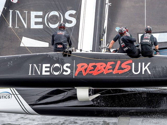 Ratcliffe will mit Ineos auch an den America's Cup 2021.