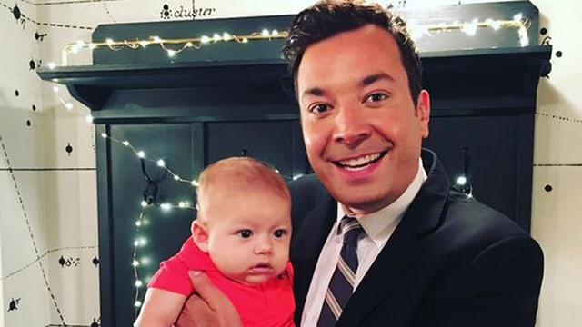 Boomer mit Jimmy Fallon