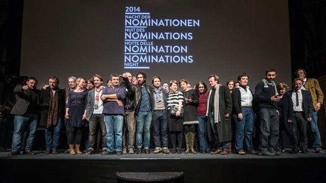 Bühne am Filmpreis