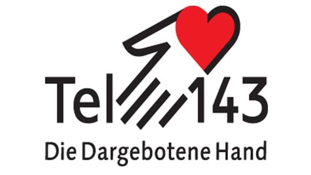 Logo von Tel 143 Die Dargebotene Hand