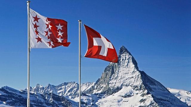 Das Wallis und der Rest der Schweiz - es ist Liebe.