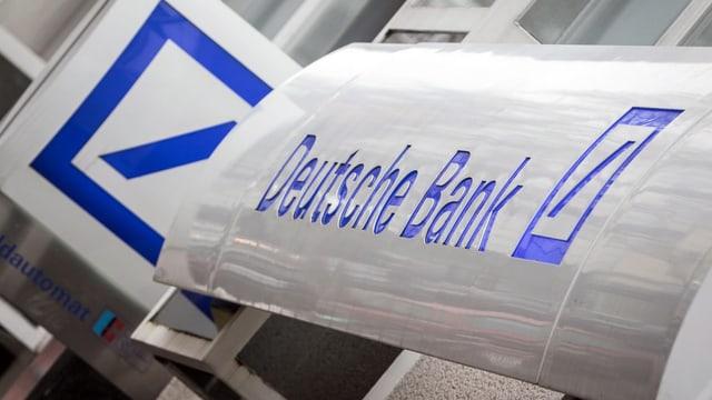 Il logo da la Deutsche Bank