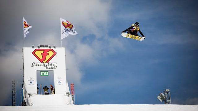 Video «Best of freestyle.ch 2013: Freeski und Snowboard» abspielen