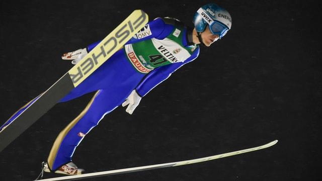 Skisrpinger.