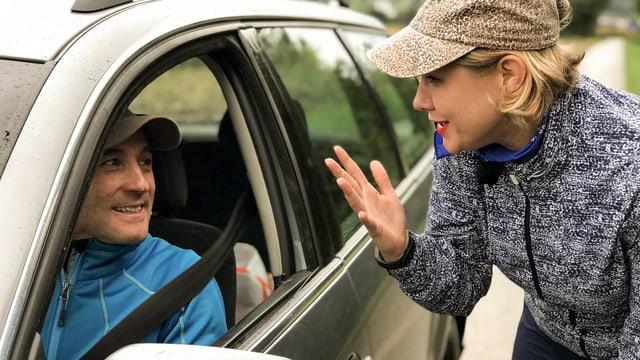 Anic fragt Autofahrer