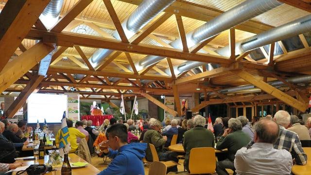 Nominationsversammlung Landquart