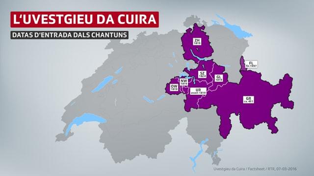 Charta dal uvestgieu da Cuira.