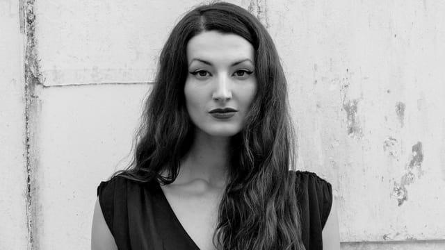 Porträtfoto von Simone Lappert