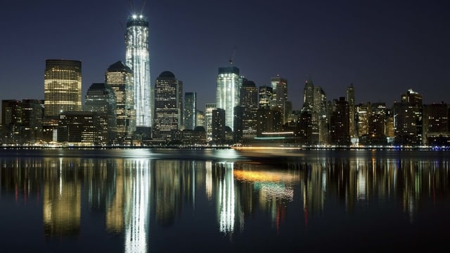 Skyline New York.