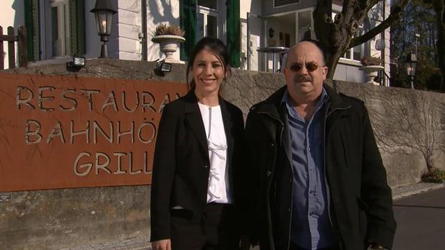Video «Kanton Aargau – Tag 4 – Restaurant Bahnhöfli Grill, Mellingen» abspielen