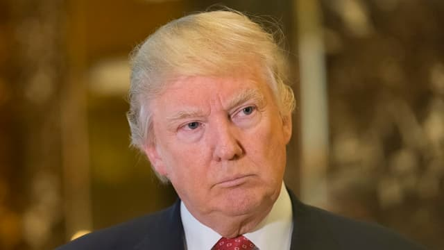 purtret dal president american Donald Trump