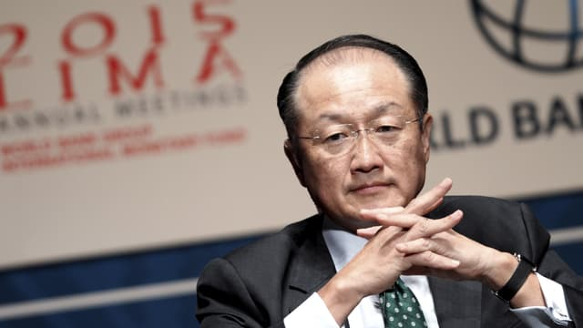 Jim Yong Kim..