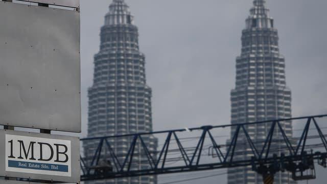 1MDB - der malaysische Staatsfonds steht im Zentrum einer neueren internationalen Finanzaffäre