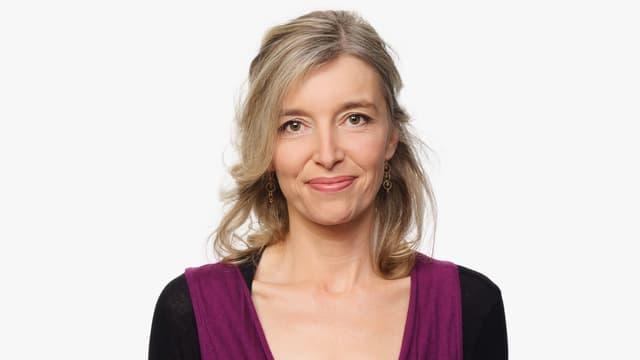 Porträt der «Persönlich»-Gastgeberin Anita Richner.