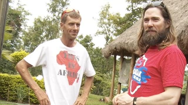Video «Kajak extrem: Paddeln fürs Selbstvertrauen (3/4)» abspielen