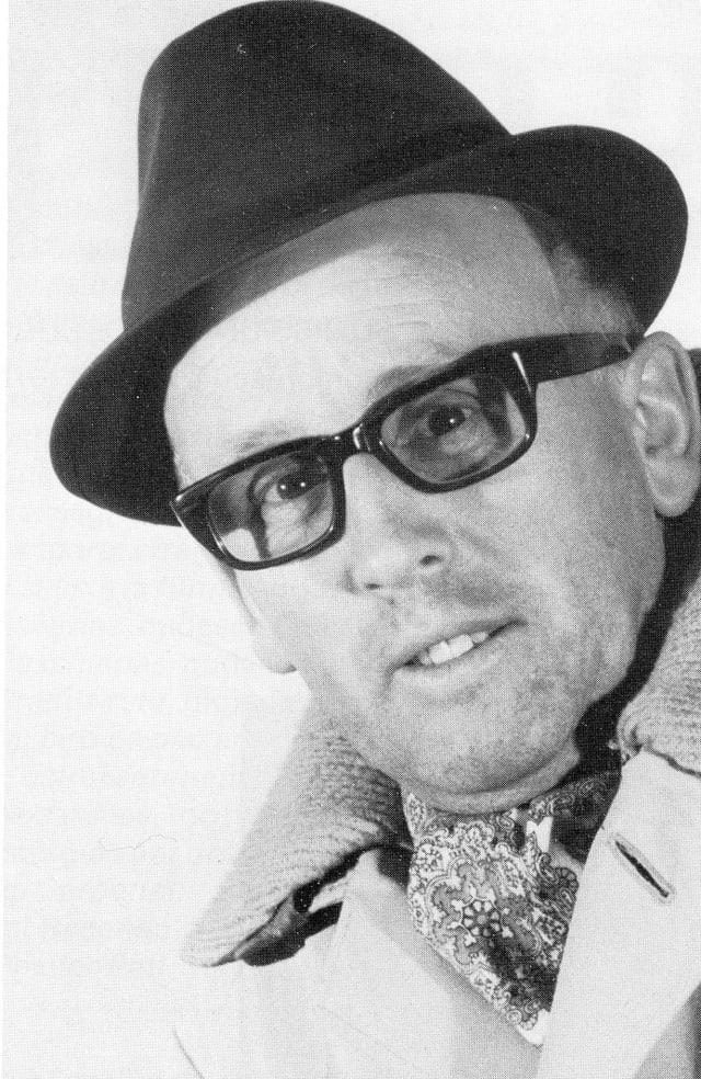 Vic Hendry (1920-2014)
