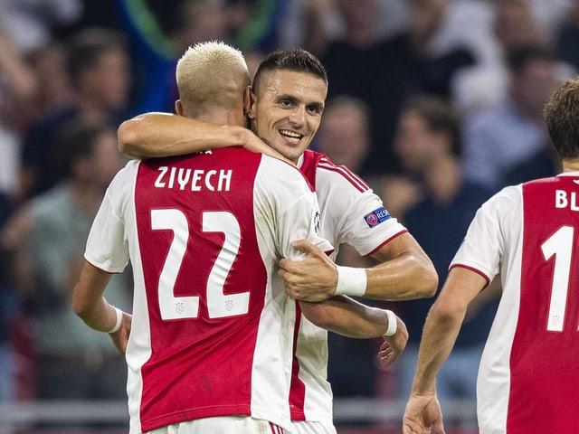 Ziyech und Tadic