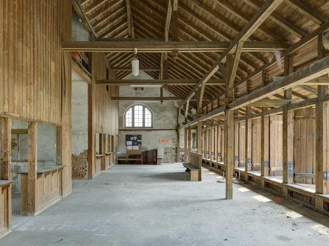 Schützenhaus Baden Innenraum