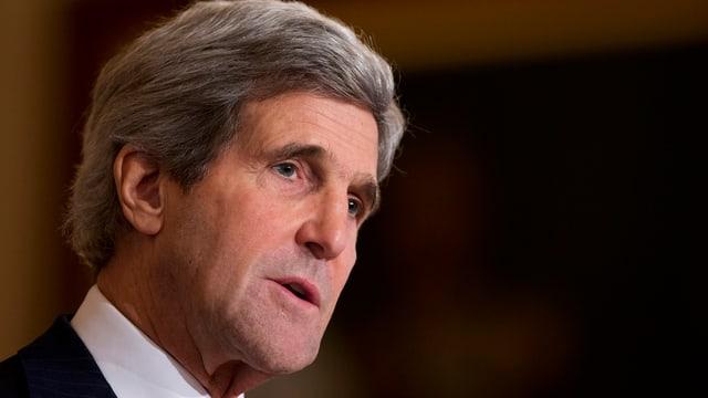 Porträt von John Kerry.